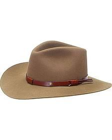 Stetson 5X Catera Fur Felt Cowboy Hat