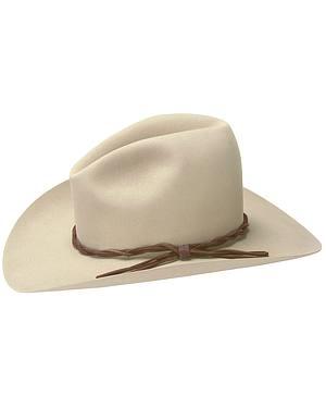 Stetson 6X Gus Fur Felt Cowboy Hat