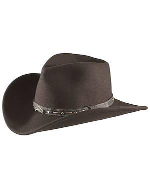Jack Daniels Crushable Wool Hat