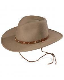 Stetson Santa Fe Crushable Wool Hat