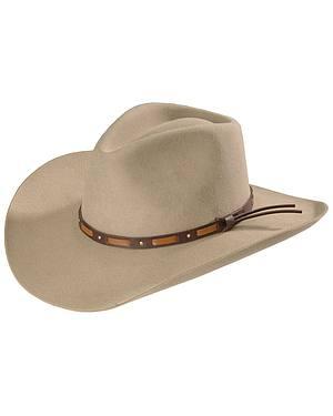 Stetson Hutchins 3X Wool Cowboy Hat