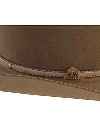 Stetson Powder River 4X Buffalo Felt Cowboy Hat at Sheplers