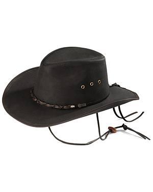 Outback Trading Bootlegger Oilskin Hat