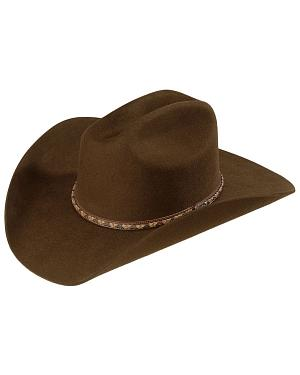 Justin Plains 2X Wool Cowboy Hat