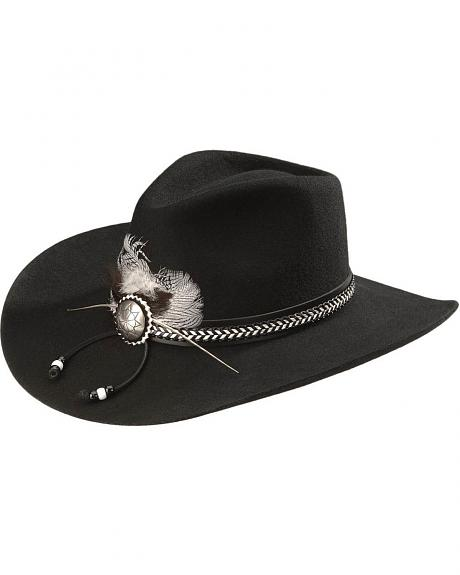 Charlie 1 Horse The King 3X Wool Hat
