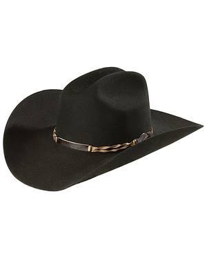 Stetson 4X Portage Buffalo Felt Cowboy Hat