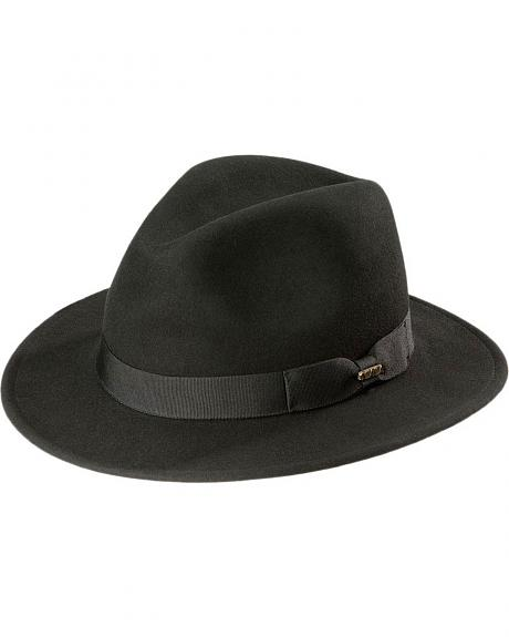 Scala Crushable Safari Wool Hat