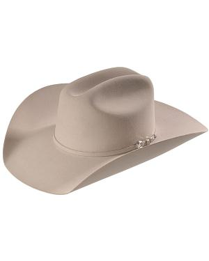 Stetson 6X Bar None Fur Felt Western Hat