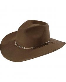 Sheplers Exclusive - Justin 4X Fur Felt Western Hat