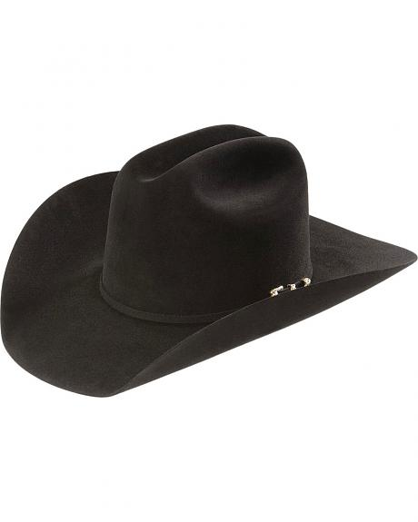 Larry Mahan 20X Pinnacle Fur Felt Western Hat