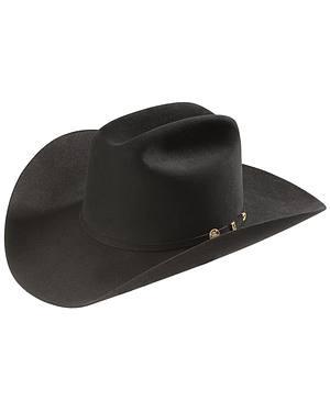 Stetson 100X El Presidente Fur Felt Western Hat