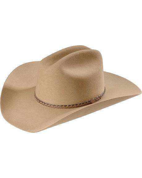 Sheplers Exclusive - Stetson 3X Wynton Wool Western Hat