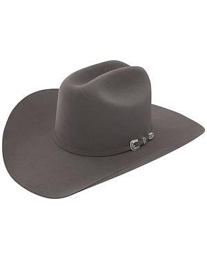 Stetson 6X Skyline Granite Fur Felt Cowboy Hat