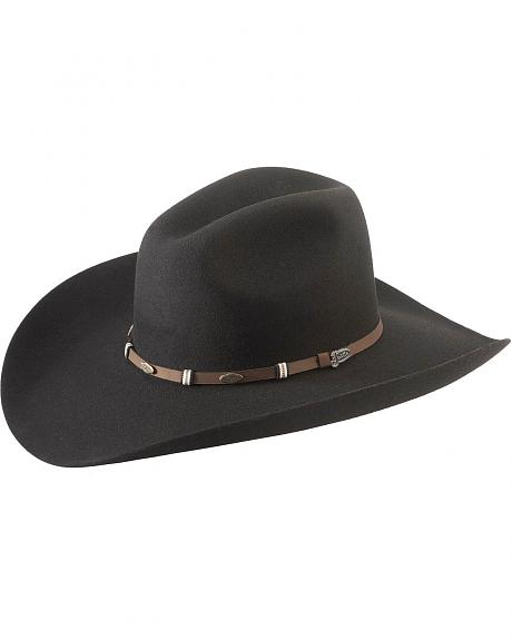 Sheplers Exclusive - Justin 4X Ridin' High Fur Cowboy Hat