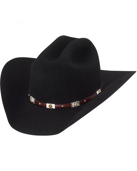 Larry Mahan 5X Alamo Fur Felt Cowboy Hat