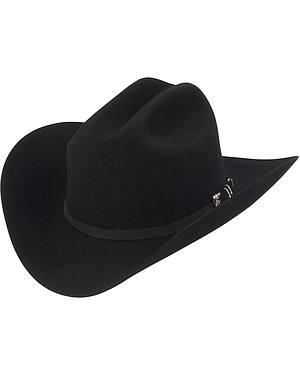 Larry Mahan 10X Jerarca Fur Felt Cowboy Hat