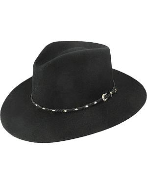 Stetson 4X Diamond Jim Fur Felt Cowboy Hat