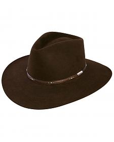 Stetson 5X Pawnee Fur Felt Cowboy Hat