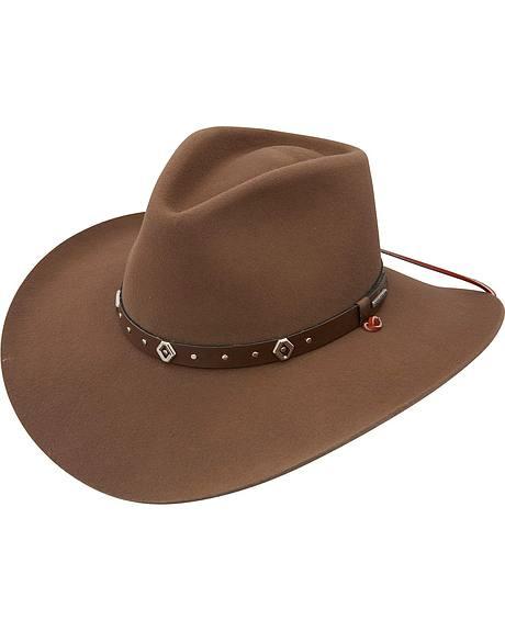 Stetson 3X Elk Ridge Stallion Wool Cowboy Hat