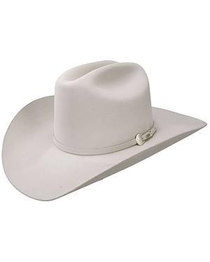 Resistol 6X Midnight Fur Felt Cowboy Hat