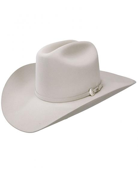 Resistol 6X Midnight Fur Felt Cowboy Hat