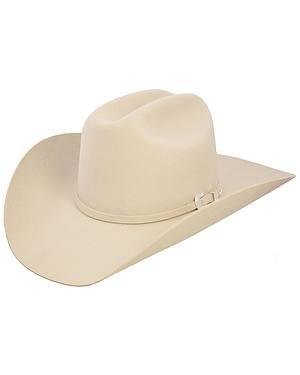 Resistol 2X Tucker Felt Cowboy Hat