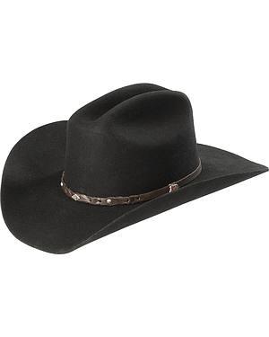 Justin Lone Star 2X Wool Cowboy Hat