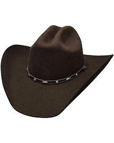 Bullhide Added Money Wool Cowboy Hat