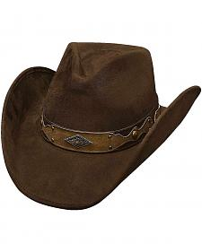 Bullhide Shadow in the Dust Faux Felt Hat