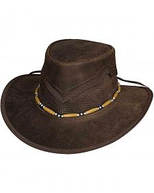 Bullhide Kanosh Leather Hat
