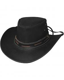 Bullhide Maitland Leather Hat