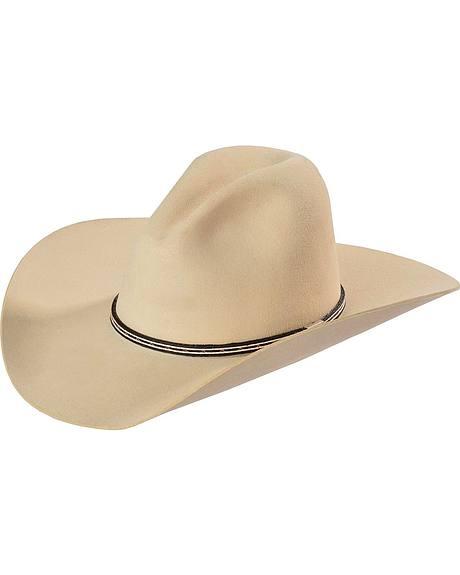 Stetson 3X Bounty Gus Wool Cowboy Hat