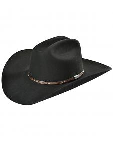 Resistol George Strait Kingman 6X Fur Felt Cowboy Hat