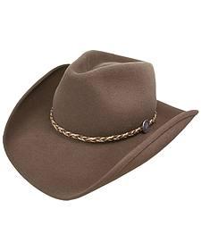 Stetson Rawhide 3X Buffalo Felt Hat