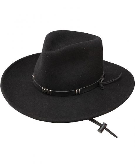 Stetson Mulbury Crushable Wool Cowboy Hat