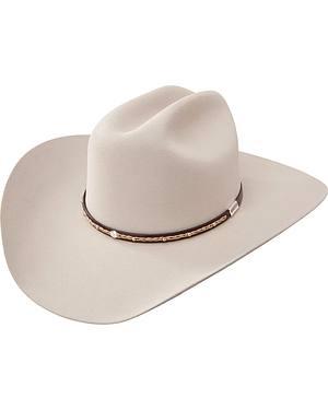 Resistol George Strait 6X Reata Fur Felt Cowboy Hat
