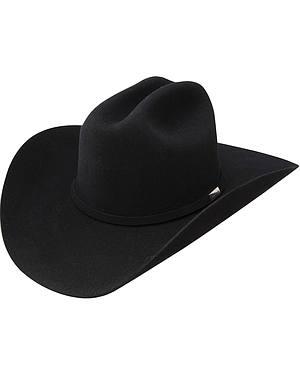 Resistol George Strait Cowboy Rides Away Fur Felt Cowboy Hat