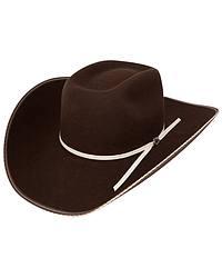 Resistol 4X Tuff Hedeman Snake Eyes Felt Cowboy Hat at Sheplers