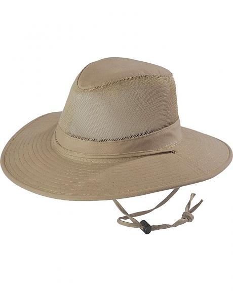Safari with Mesh UPF50 Outback Hat