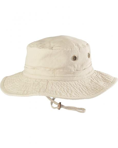 Boonie Twill UPF50 Sun Protection Outback Hat