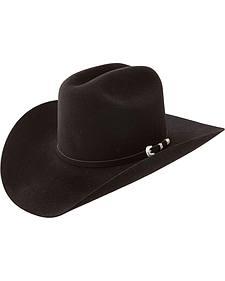 Resistol 7X Fur Felt Cowboy Hat