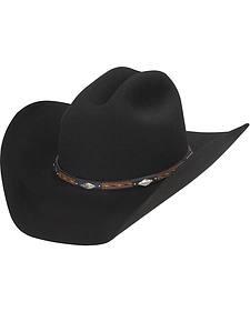 Larry Mahan Westbrooke 3X Wool Cowboy Hat