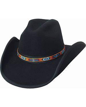 Bullhide Apache Pass Premium Wool Cowboy Hat