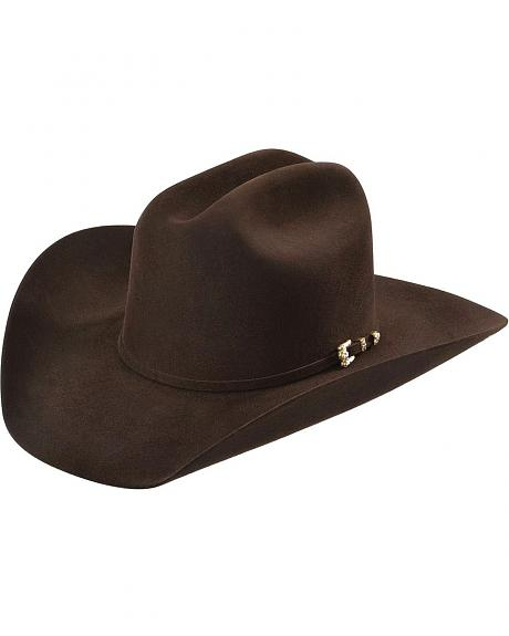 Larry Mahan Pinnacle 20X Fur Felt Cowboy Hat