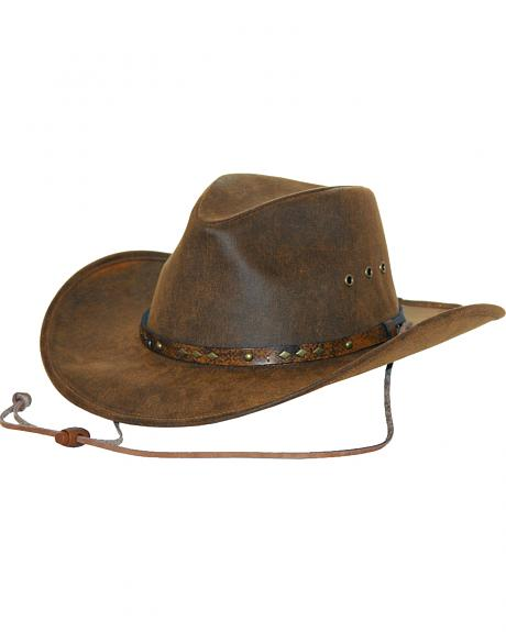 Outback Trading Co. Gold Dust Canyonland Cloth Hat