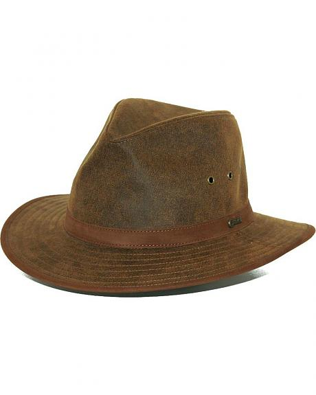 Outback Trading Co. Canyon's Quest Canyonland Cloth Hat