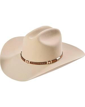 Stetson 6X Monterey Fur Felt Cowboy Hat