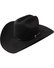 Resistol George Strait Sonora 4X Fur Felt Cowboy Hat
