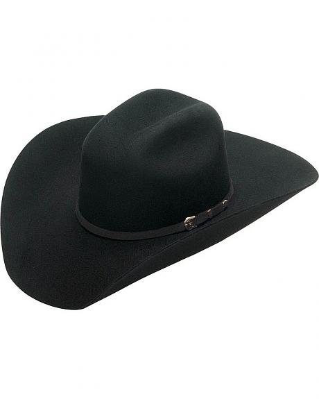 Twister Buckle Band 2X Select Wool Cowboy Hat