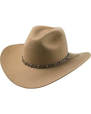 Tony Lama Pecan 3X Wool Felt Cowboy Hat